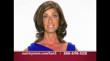 Nutrisystem Fast 5 TV Spot - Thumbnail 7