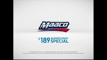 Maaco Bumper Paint Special TV Spot, 'Fall' - Thumbnail 10