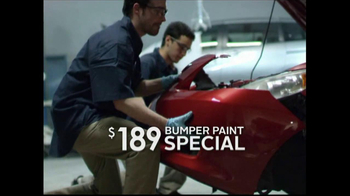 Maaco Bumper Paint Special TV Spot, 'Fall'