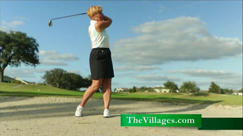 The Villages TV Spot, \'Free Country Club Membership\'
