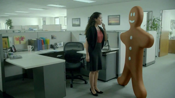 Kmart TV Spot, 'Gingerbread Man' - Thumbnail 9