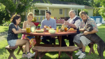 Pepcid Complete TV Spot, 'The Burns Family BBQ' Featuring Richard Riehle - Thumbnail 2