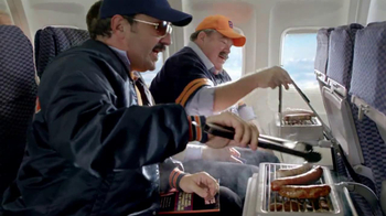 State Farm Discount Double Check TV Spot, 'Turbulence' Feat Aaron Rodgers - Thumbnail 8