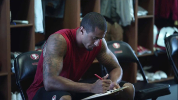 Madden NFL 25 TV Spot, 'The Voice' Featuring Colin Kaepernick