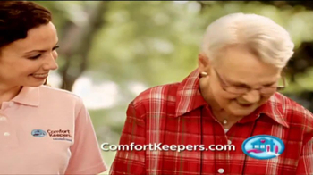 Comfort Keepers TV Spot, 'Use a Hand' - Thumbnail 5