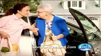 Comfort Keepers TV Spot, 'Use a Hand' - Thumbnail 7