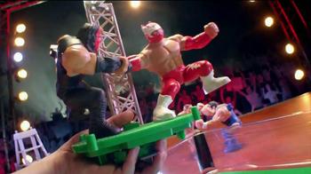 WWE Power Slammers Wrecking Brawl Playset TV Spot - Thumbnail 6