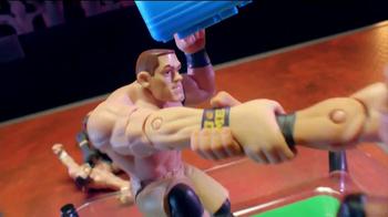WWE Power Slammers Wrecking Brawl Playset TV Spot - Thumbnail 8