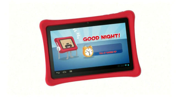 Nabi Tablet TV Spot, 'Good Morning' - Thumbnail 10