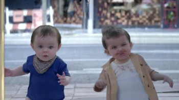 Evian TV Spot, 'Baby and Me' - Thumbnail 5