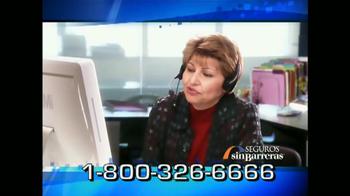 Seguros Sin Barreras TV Spot, 'Sin Secretos' [Spanish] - Thumbnail 6