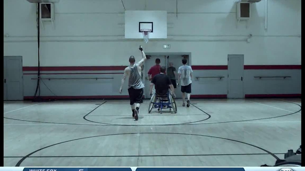 Guinness TV Commercial, 'Wheelchair Basketball' - iSpot.tv