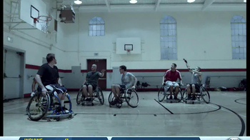 Guinness TV Spot, 'Wheelchair Basketball'