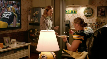 Campbell's Chunky Soup TV Spot, 'Souperstitious' Feat. Clay Mathews - Thumbnail 6