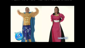 Snuggie Up TV Spot - Thumbnail 6
