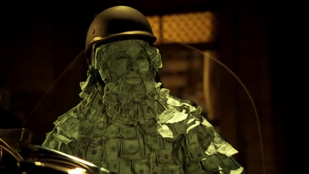 Geico Motorcycle Tv Commercial Money Man Get Away Song