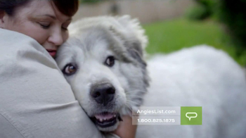 Angie's List TV Spot, 'New Dog'