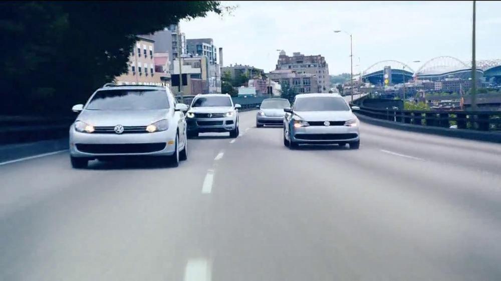 volkswagen tv commercial  tdi clean diesel family ispottv