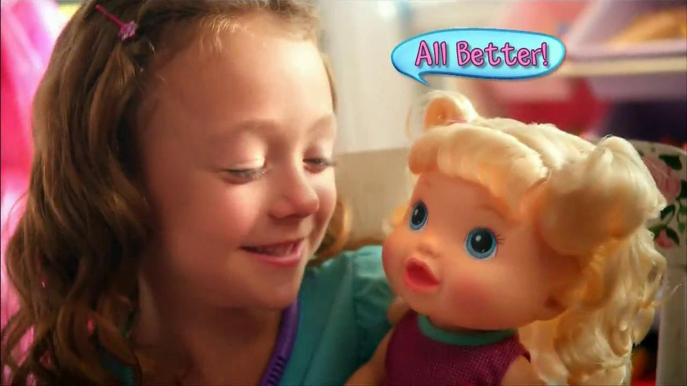 Baby Alive Better Now Baby Tv Spot Ispot Tv
