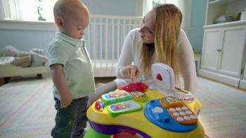 Fisher Price Laugh & Learn Table TV Spot - 1404 commercial airings