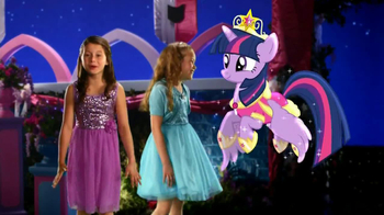 My Little Pony Crystal Princess Palace TV Spot - Thumbnail 3