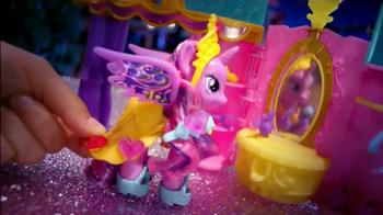 My Little Pony Crystal Princess Palace TV Spot - Thumbnail 7