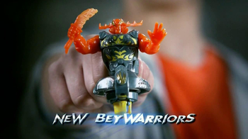 Beywarriors Shogun Steel TV Spot