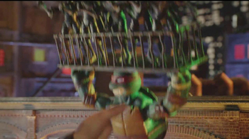 Teenage Mutant Ninja Turtles Super-Sized Battle Shell Turtles TV Spot - Thumbnail 6