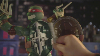 Teenage Mutant Ninja Turtles Super-Sized Battle Shell Turtles TV Spot - Thumbnail 7