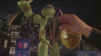Teenage Mutant Ninja Turtles Super-Sized Battle Shell Turtles TV Spot - Thumbnail 9