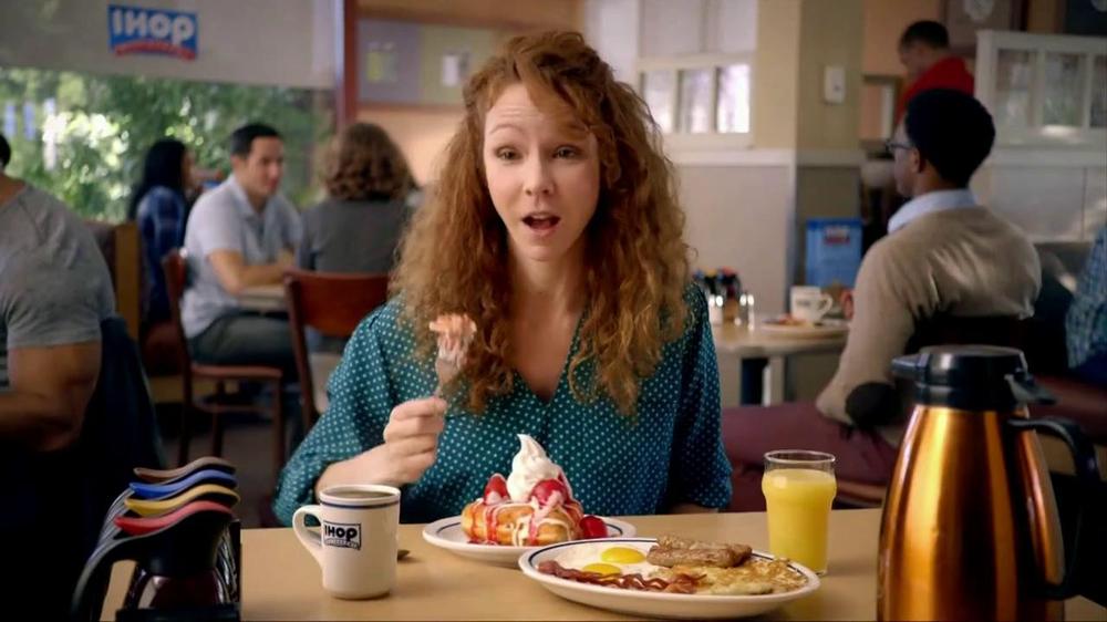 IHOP Stuffed French Toast TV Spot - iSpot.tv