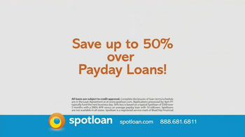 Spot Loan TV Spot - Thumbnail 7
