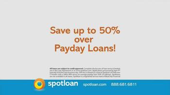Spot Loan TV Spot - Thumbnail 8