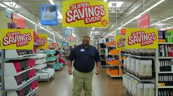 Walmart Super Savings Event TV Spot - Thumbnail 1