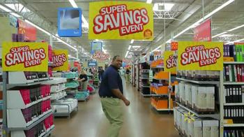 Walmart Super Savings Event TV Spot - Thumbnail 2