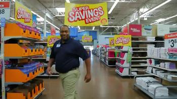 Walmart Super Savings Event TV Spot - Thumbnail 3