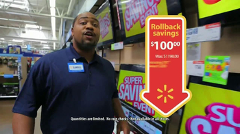 Walmart Super Savings Event TV Spot - Thumbnail 4