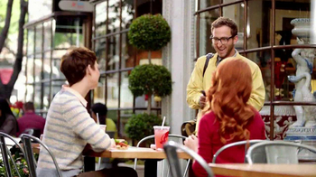 Wendy's Flatbread Grilled Chicken TV Spot, 'Have to Tweet it' - Thumbnail 1