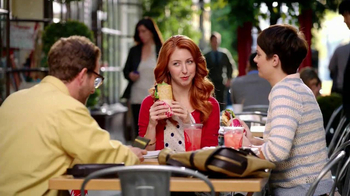 Wendy's Flatbread Grilled Chicken TV Spot, 'Have to Tweet it' - Thumbnail 2