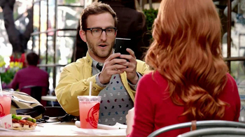 Wendy's Flatbread Grilled Chicken TV Spot, 'Have to Tweet it' - Thumbnail 3