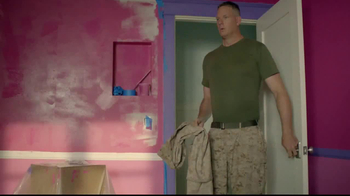 Navy Federal Credit Union TV Spot, 'Paint' - Thumbnail 5