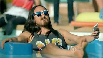 Radio Shack TV Spot, 'Sol Replic Deck' Feat. Lil Jon and Michael Phelps - Thumbnail 9
