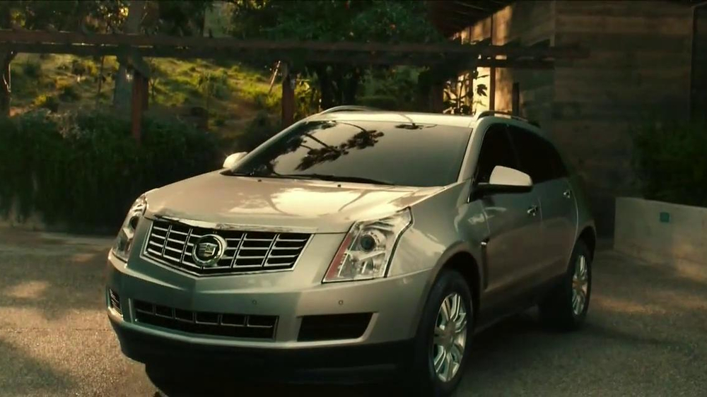 Cadillac Srx Tv Commercial Family Ispot Tv