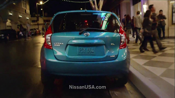 Nissan Versa Note TV Spot, 'What You Love' - Thumbnail 7