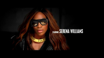 Radio Shack Beats Headphones TV Spot Feat. Serena Williams
