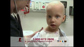 St. Jude Children's Research Hospital TV Spot, 'Fighting Cancer'