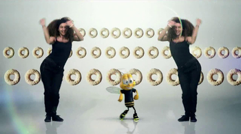 Honey Nut Cheerios TV Spot, 'Clubbing'