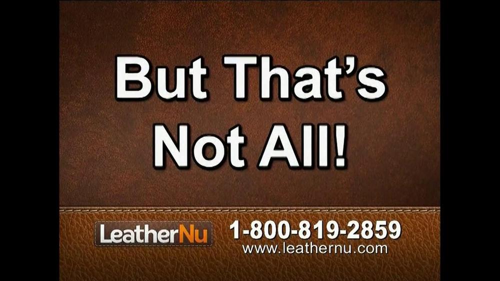 Leathernu Tv Spot Ispot Tv