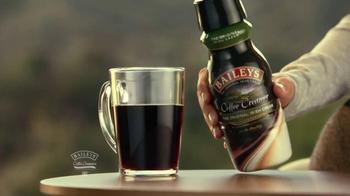 Baileys Raspberry Swirl Coffee Creamer TV Spot