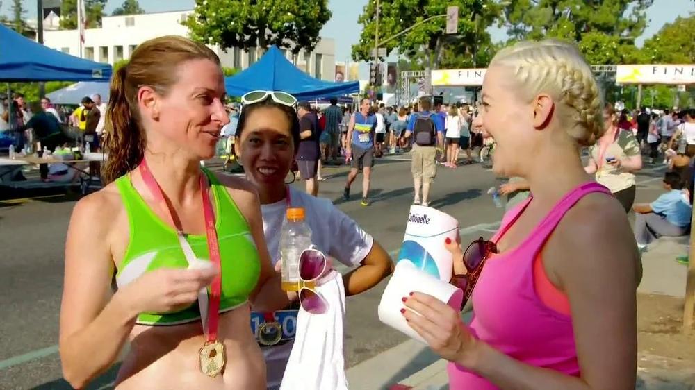 Cottonelle TV Commercial, 'Talk About Your Bum: Marathon